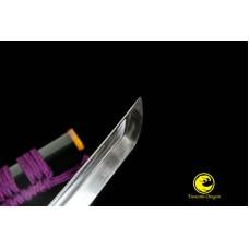 Battle Ready Handmade Japanese Katana Samurai Sword OilQuench Folded Steel Blade