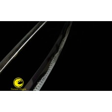 Clay Tempered T10 Steel Choji Japanese Samurai Katana Functional Sword Sharp