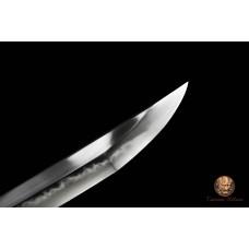 Handmade Japanese Katana Battle Ready Clay Tempered T10 Steel Choji Hamon Blade Samurai Sword Full Tang Tameshigiri