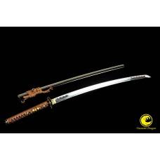 Razor Sharp Japanese Battle Ready 9260 Spring Steel Katana Sword Full Tang Hot!!