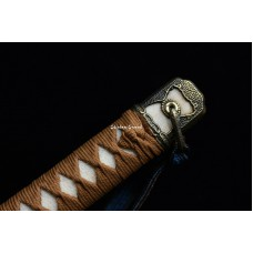 Handmade Razor Sharp Battle Ready 98 Gunto High Carbon Steel Blade Full Tang
