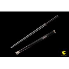 Battle Ready Chinese Sword Jian T10 Folded Steel Full Tang Blade Razor Sharp Handmade