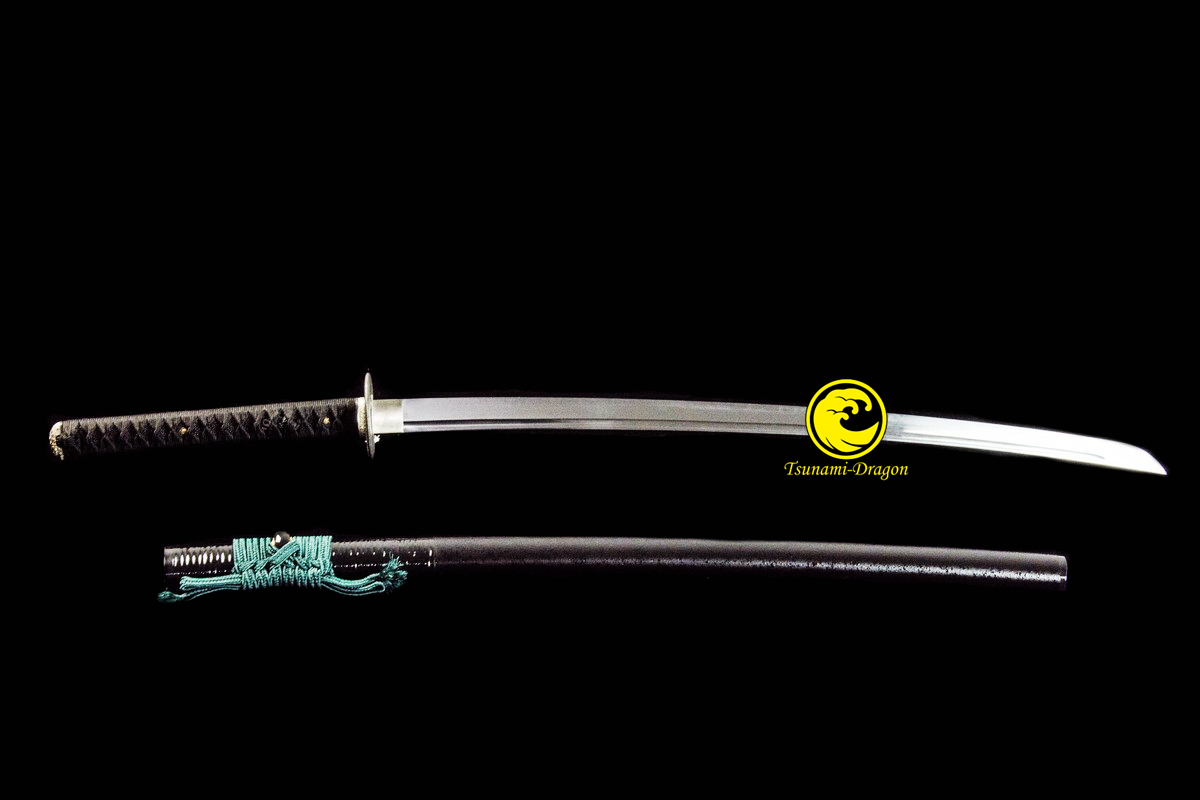 High-Quality-Japanese-Iaido-Training-Sword-Katana-Unsharp