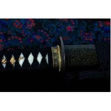SALE NEW TOP QUAITY SOSHU KITAE BLADE JAPANESE SAMURAI KATANA SWORD FULL TANG