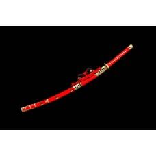 Japanese Katana Swords Clay Tempered Kobuse Folded Steel Samurai Tachi Swords Razor Sharp Blade